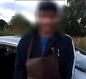 Видео: Житель смоленского райцентра задержан по подозрению в сбыте наркотиков