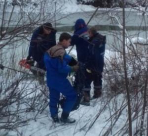 В реке найдено тело пожилого смолянина