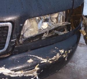 Виновник жёсткой аварии в Смоленске скрылся с места происшествия