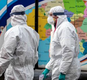 Когда в России закончится эпидемия коронавируса?