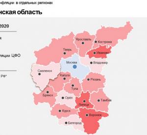 Рост цен на продовольствие в Смоленской области значительно ускорился