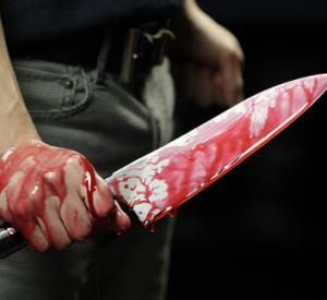 """""""Около девяти ударов ножом"""".  Под Смоленском 41-летний Отелло прирезал свою супругу"""