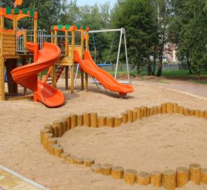 На каких улицах Смоленска появятся новые детские игровые площадки