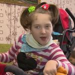Смоляне собирают средства на лечение маленькой землячки (видео)