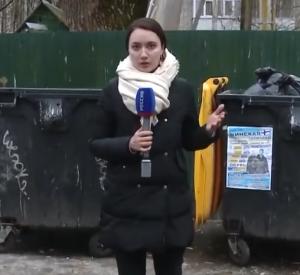 Видео: В Смоленске подъезды домов и контейнерные площадки начнут чаще убирать