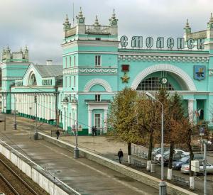 Поезд «Симферополь-Смоленск» меняет свой маршрут