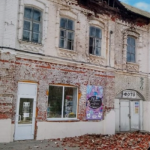 В Смоленской области разрушается историческое здание (фото)