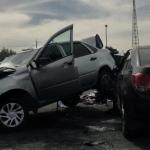 Стали известны подробности страшной аварии на окружной (фото)