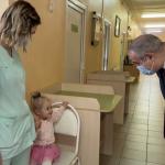 Новый корпус смоленской детской областной больницы объединит все профили педиатрии