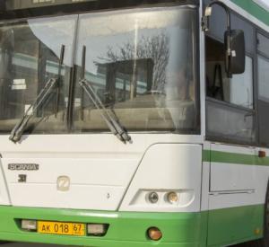 Расписание движения смоленских автобусов в период майских праздников будет изменено