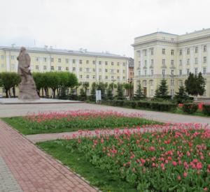 Улицу и площадь Ленина в Смоленске будут ремонтировать
