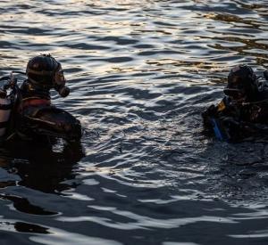 В Смоленске в Днепре утонул мужчина