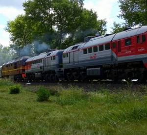 С 1 июня из Смоленска в южном направлении пустят дополнительные поезда