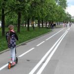 В центре Смоленска хотят благоустроить велосипедные дорожки