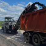 Ремонтом Старой Смоленской дороги занимается Смоленскавтодор
