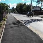 Фото: В Смоленске завершили ремонт еще одной улицы