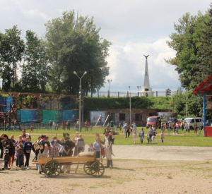 В областном центре подняли вопрос благоустройства Массового поля
