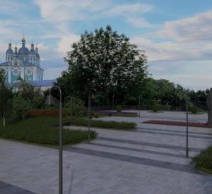 Фото: Патриарший сквер может появиться в историческом центре Смоленска