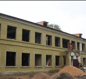 В художественной школе под Смоленском стартовал капитальный ремонт после обращения к депутату