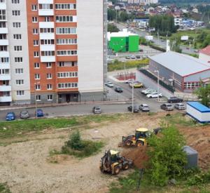 Жители Смоленска обратились к президенту по поводу «хищнической застройки» квартала по проспекту Гагарина (фото)