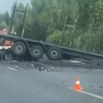 В Брянской области в жесткой аварии погибли смоляне (видео)