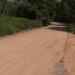 В смоленском райцентре отремонтировали дорогу после вмешательства прокуратуры