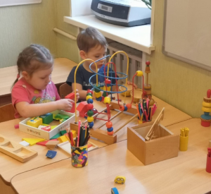 В Соловьиной роще до конца года достроят детский сад