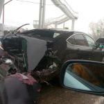 Фото: На Витебском шоссе произошло жёсткое ДТП