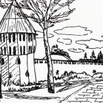 Смолянка создала раскраски с достопримечательностями родного города (видео)