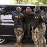 В Смоленске задержали подозреваемых в госизмене (оперативное видео)