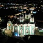 Смоленский собор временно приостановил богослужения