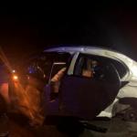 Смоленский дальнобойщик под Волгоградом попал в серьезную аварию