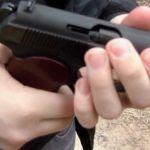 Вооруженный мужчина ворвался в жилище смолянина