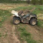 В Смоленской области погиб водитель квадроцикла