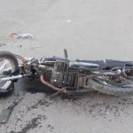 Под Смоленском юный гонщик на мопеде сбил мужчину