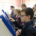 Электронные карты появились еще в 4-х школах города