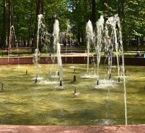 В Смоленске после зимы начнут работать фонтаны