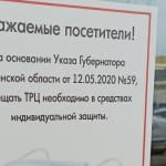 Магазины в Смоленске и области отказываются впускать посетителей без масок