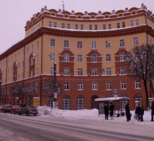 Росгвардейцы на улице Дзержинского задержали буйного посетителя кафе