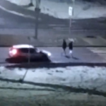 На смоленских дорогах замечены пешеходы-смертники (видео)