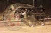 В Смоленске нетрезвый автомобилист попал в жесткое ДТП (фото)