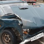На улице Шевченко случилось серьезное ДТП с большегрузом