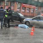 Утром в Смоленске насмерть сбили пешехода