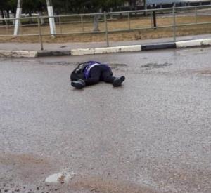 Фото: В Смоленской области автомобиль сбил насмерть пенсионерку