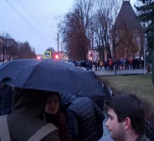 Фанаты Noize MCнедовольны организацией его концерта в Смоленске