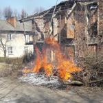 Смоленская пенсионерка чуть не устроила крупный пожар в центре города