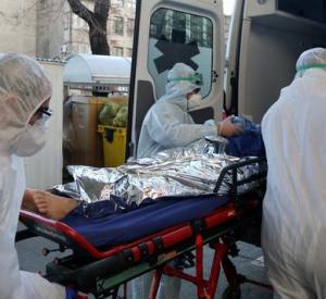 На Смоленщине от коронавируса умер первый человек