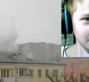 Продвинутый смоленский школьник транслировал на своем youtube-канале видео пожара на Фрунзе