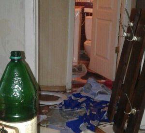 Квартиросъемщики украли у хозяйки бытовую технику