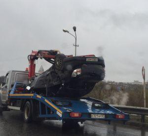 Пару часов назад в Смоленске произошло ДТП со смертельным исходом (Фото)